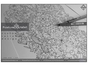 CUSTOM INK  | Geometric Nature