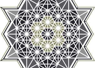 DESIGN | Symbolism | 64 Tetrahedron