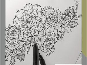 CUSTOM INK | Rose | Archive
