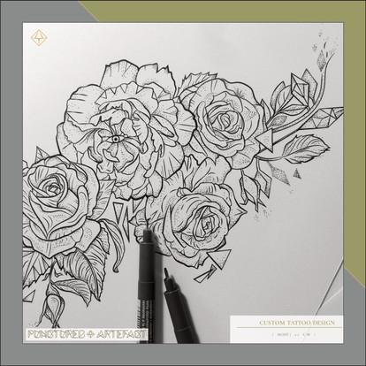 CUSTOM INK   Rose   Archive