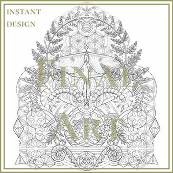 Instant Job | Final Art