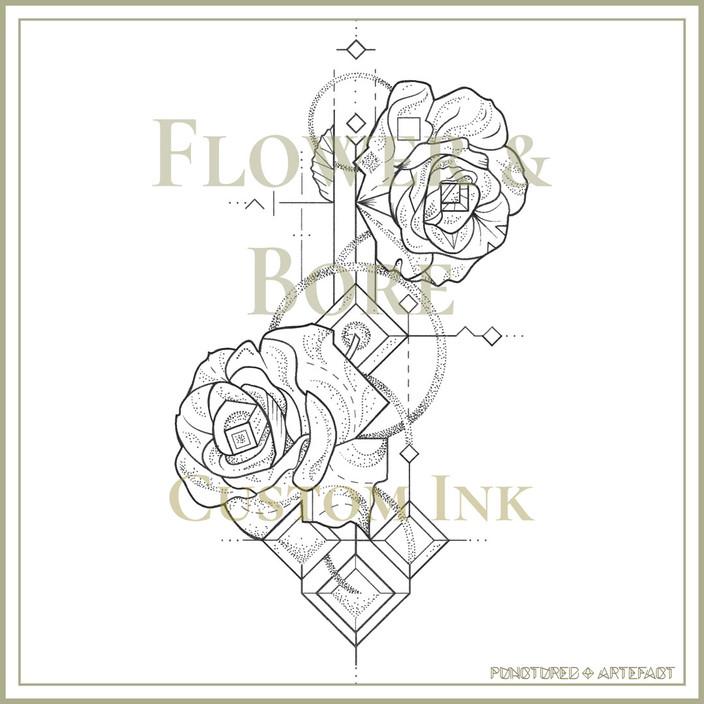 Flower & Bore