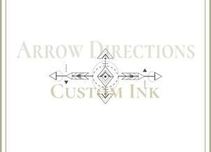 CUSTOM INK | Arrow Directions