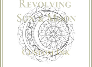 CUSTOM INK   Revolving Sun & Moon