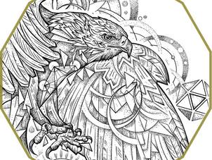 CUSTOM INK | Sacred Eagle