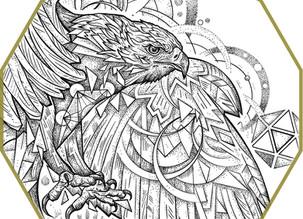 CUSTOM INK   Sacred Eagle