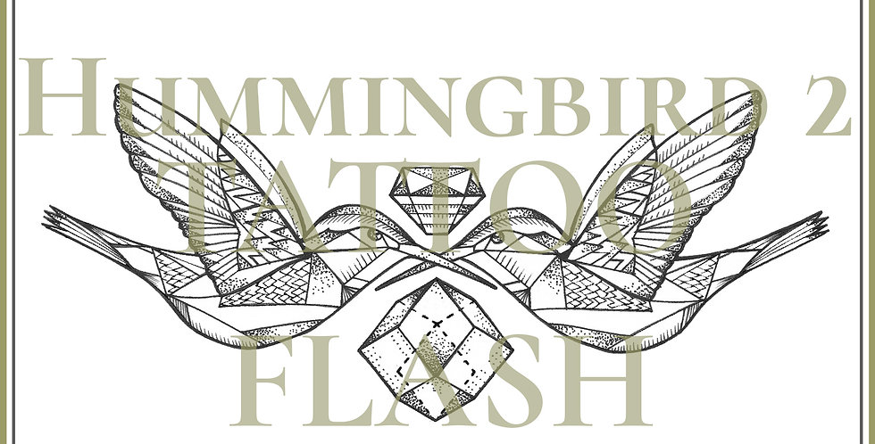 HUMMINGBIRD 1 | Icosahedron
