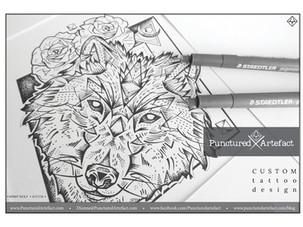 CUSTOM INK | Spirit Wolf