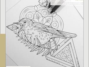 CUSTOM INK | Wood Thrush |