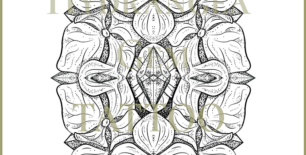 BOTANICAL 37 | Hydrangea Gem