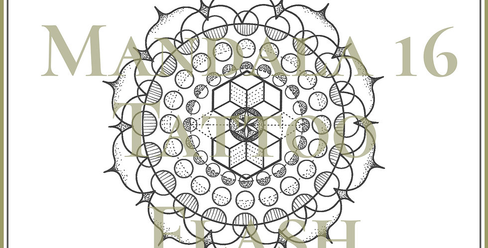 MANDALA 16 | Lotus Dot