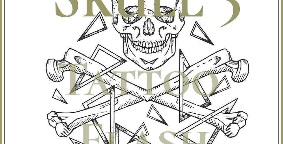 SKULL 5 |  X Bones