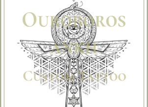 CUSTOM INK | Ouroboros Ankh
