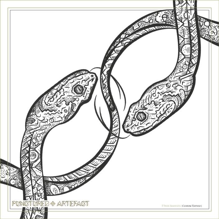 Twin Serpent