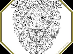 CUSTOM INK |  Celestial Lion