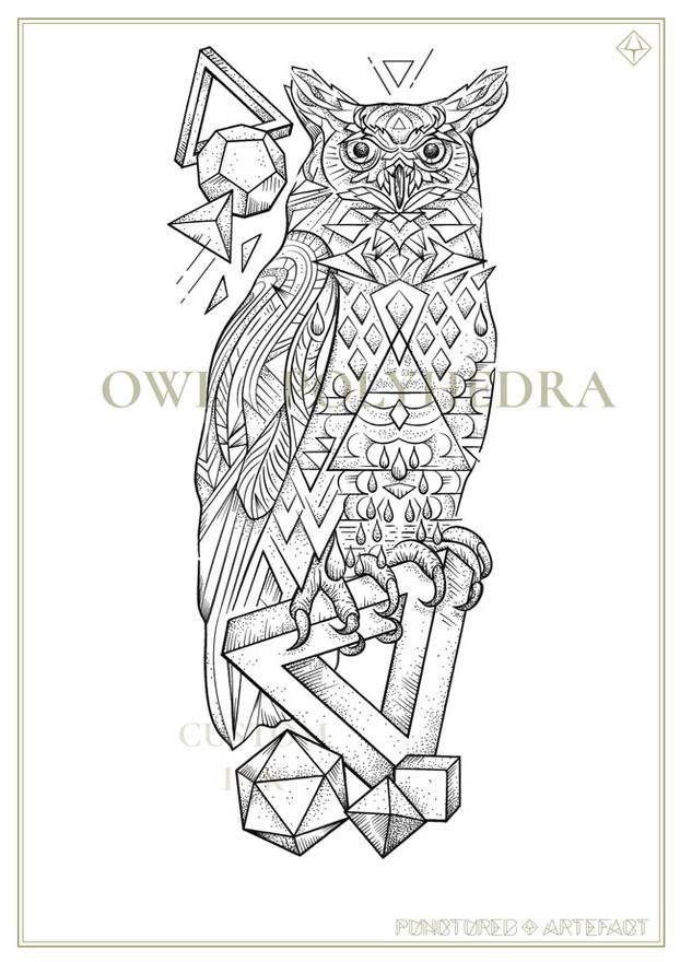 Owl Polyhedra