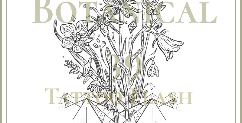 BOTANICAL 39 | Alpine Flowers