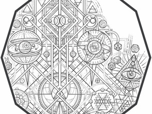 CUSTOM INK | Sacred Synchronicity