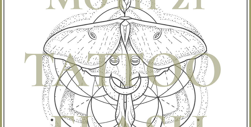 MOTH 21 | Moon Mandala