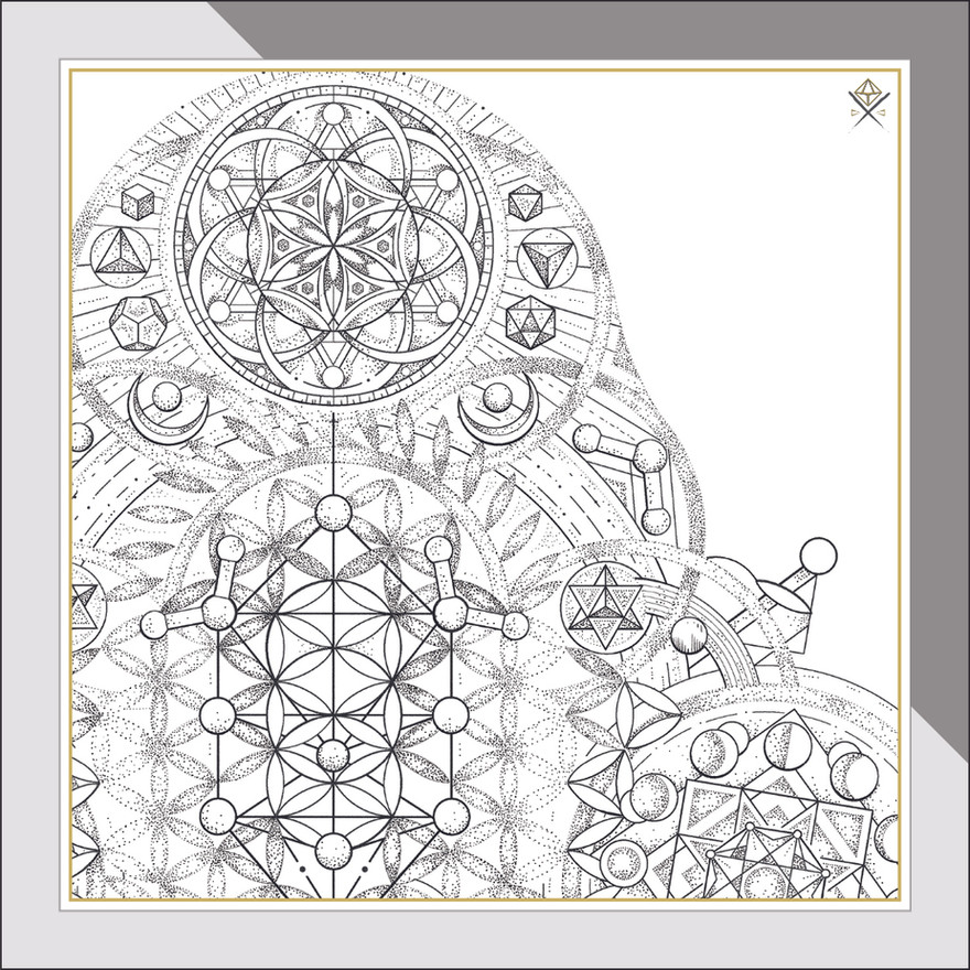 Luna Molecule   Tattoo Sleeve