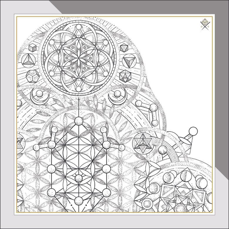 Luna Molecule | Tattoo Sleeve
