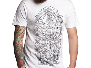 SYMBOLIC INK | Punctured T-Shirt
