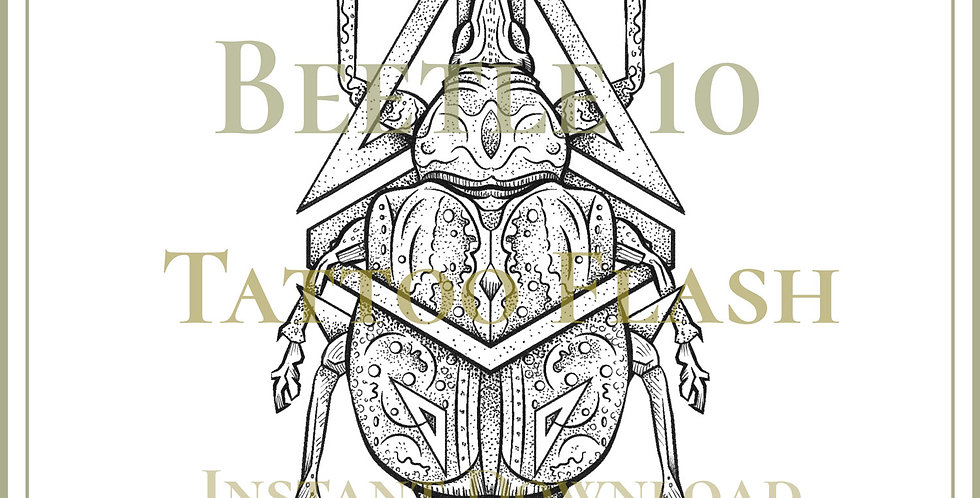 BEETLE 10 | Byctiscus Rugosus