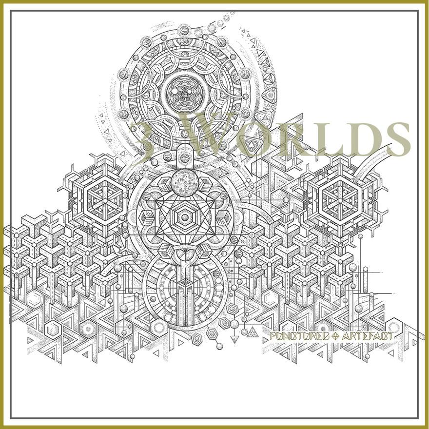 3 Worlds | Custom Tattoo