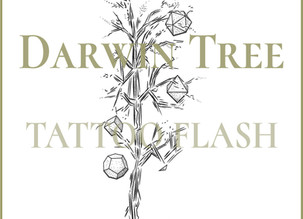 FLASH INK   Darwin Tree  