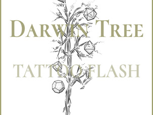 FLASH INK | Darwin Tree |
