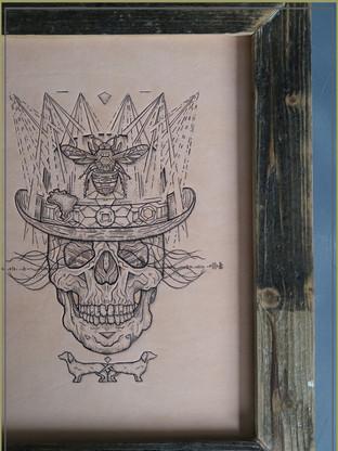 Frame | Recalimed Wood