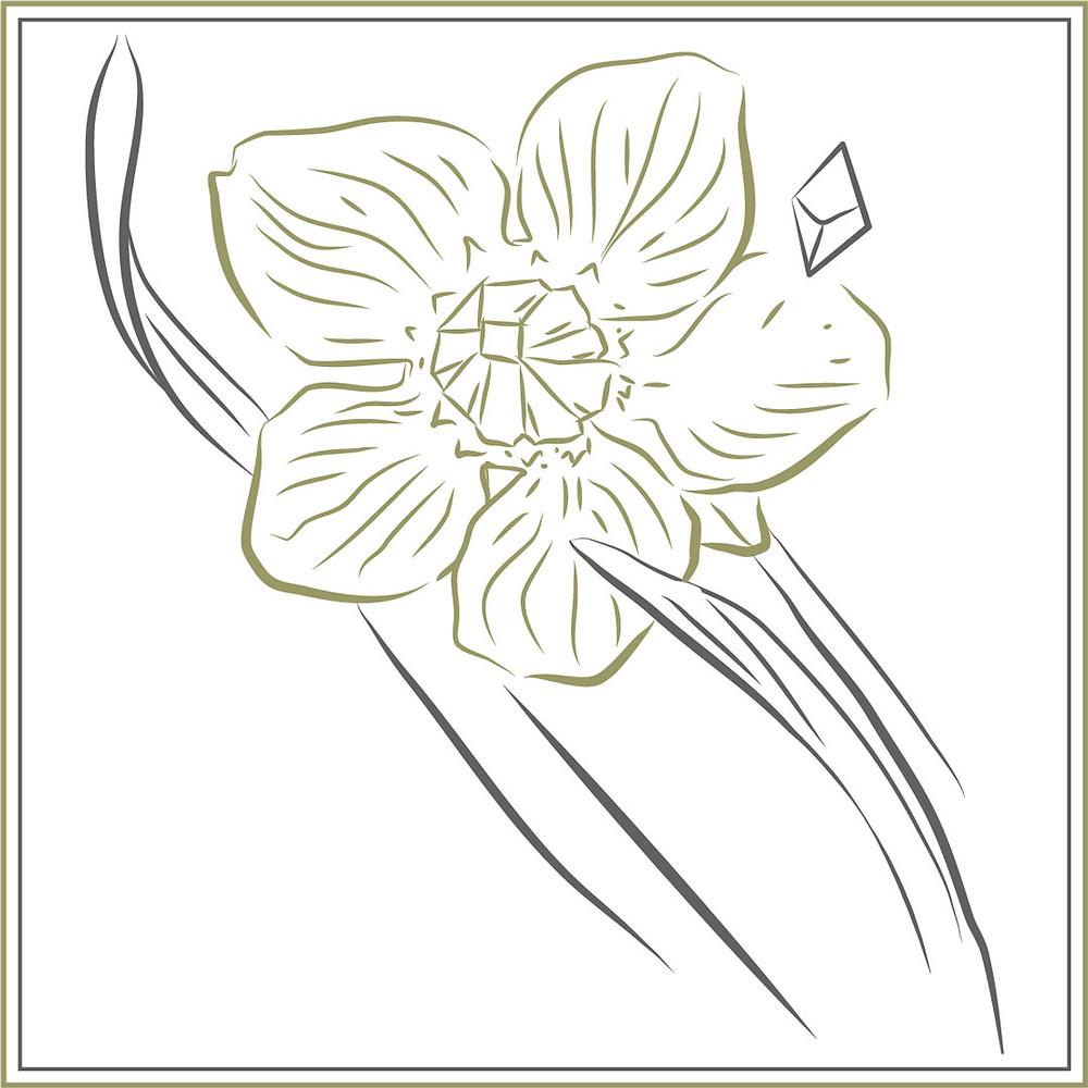 Alpine Flower Icon