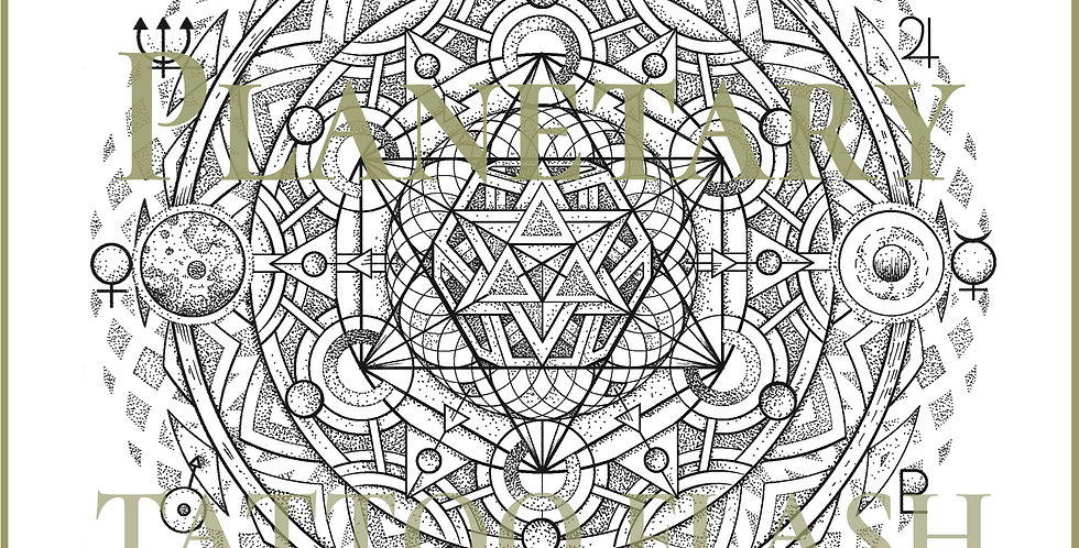 SACRED 41 | Planetary Symbols