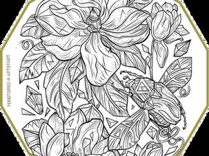 CUSTOM INK |Flying June Bug