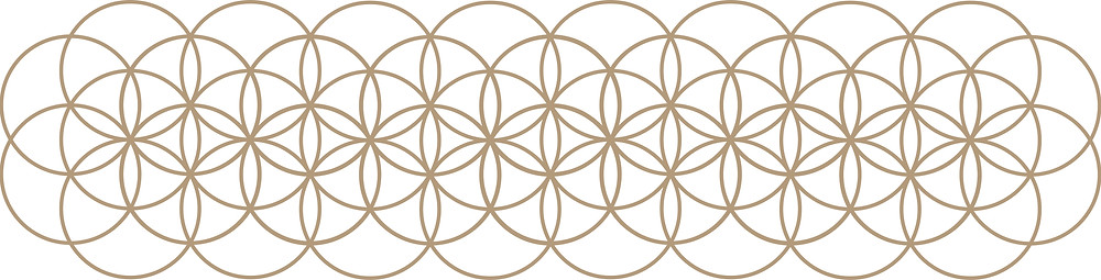 | The Flower Of Life | Vector | Repeat Pattern | Punctured Artefact | Blog