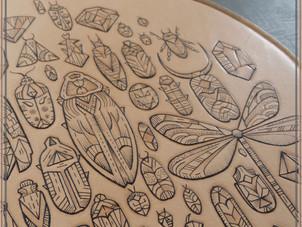 LEATHER ART | Patina