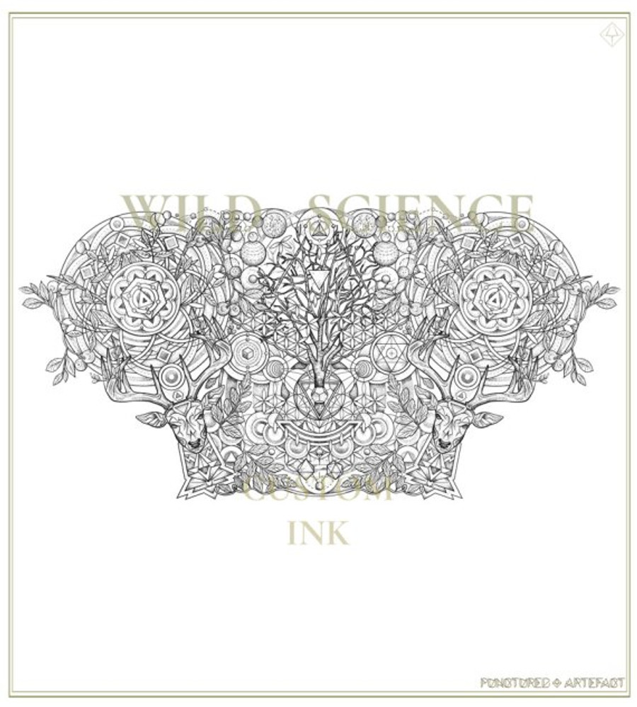 Wild Science | Tattoo Sleeve Design | Punctured Artefact