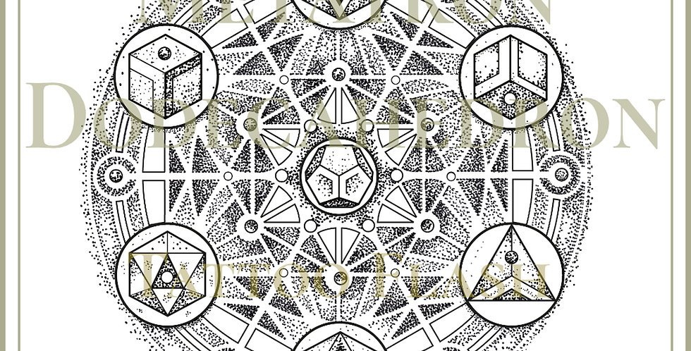 METATRON 26   Dodecahedron
