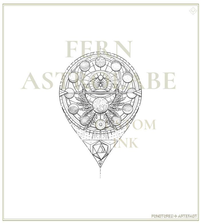Fern Astrolabe