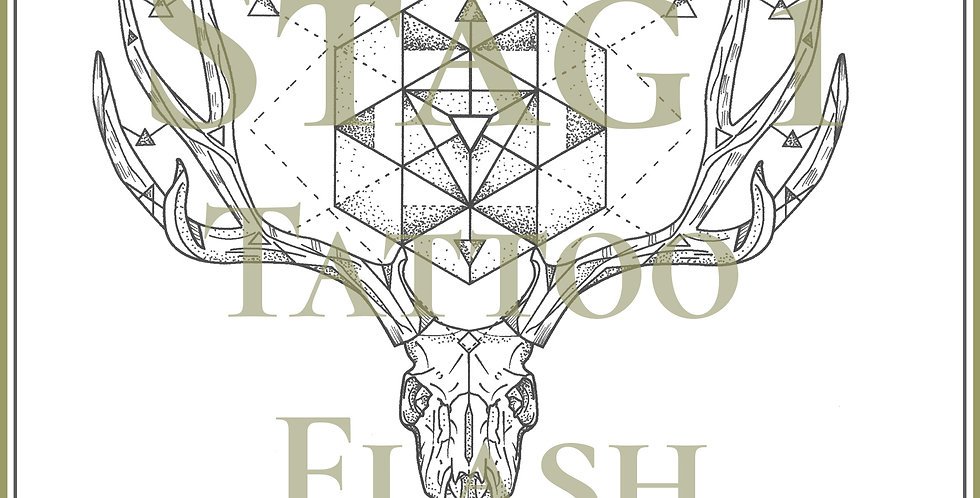 STAG 1 | Skull Hexagon