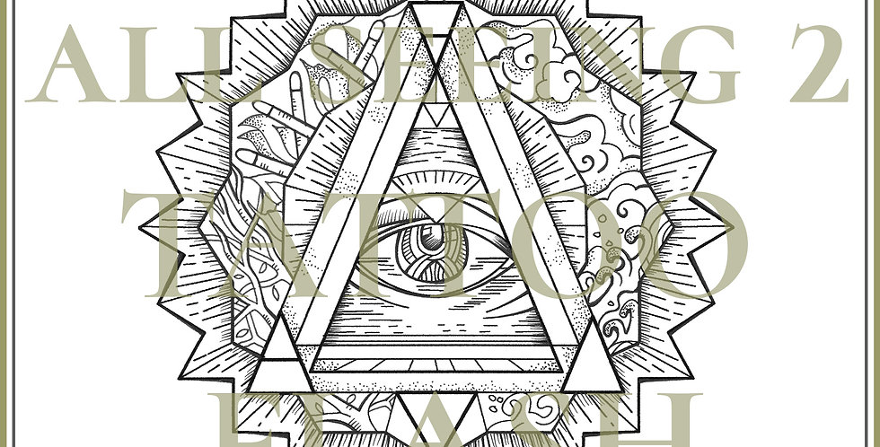 ALL SEEING  EYE 2 | Elemental