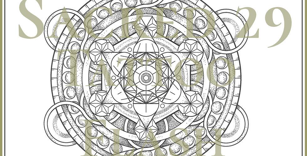 SACRED 29 | Metatron Twist