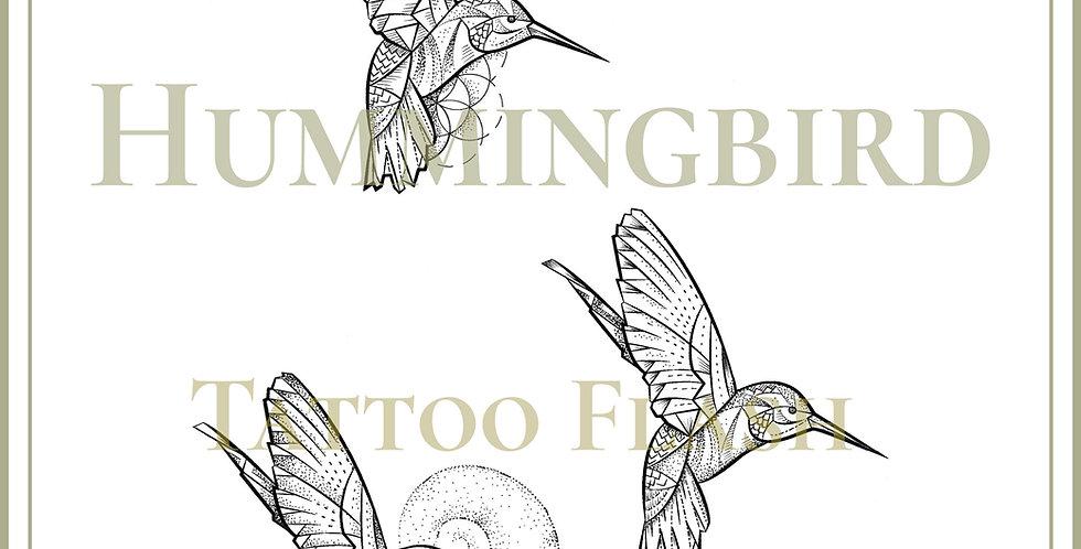 HUMMINGBIRD 3 | Fibonacci