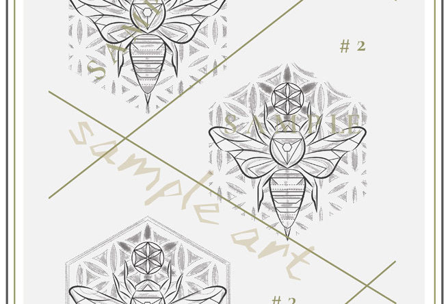 EXCLUSIVE | Bee Hexagon | 1