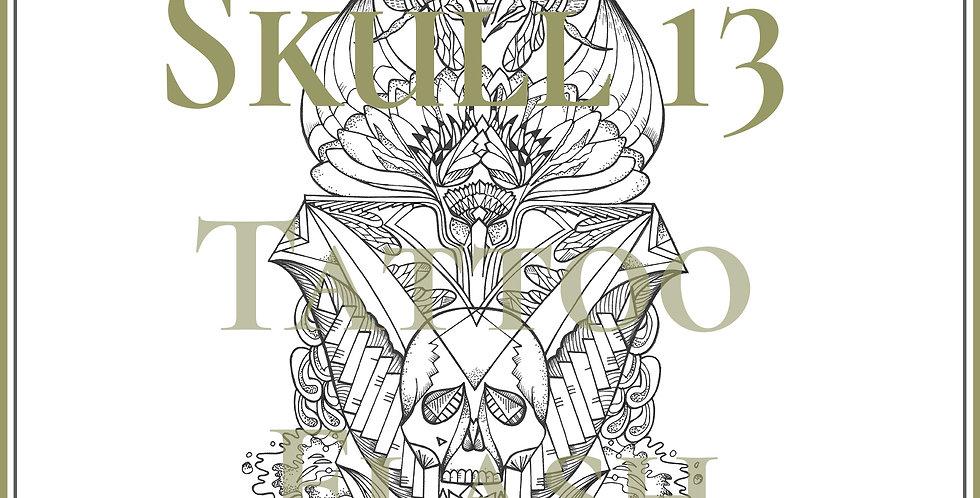 SKULL 13 | Flower Ace