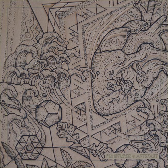| Art | Commission | Cornwall | Close Up |