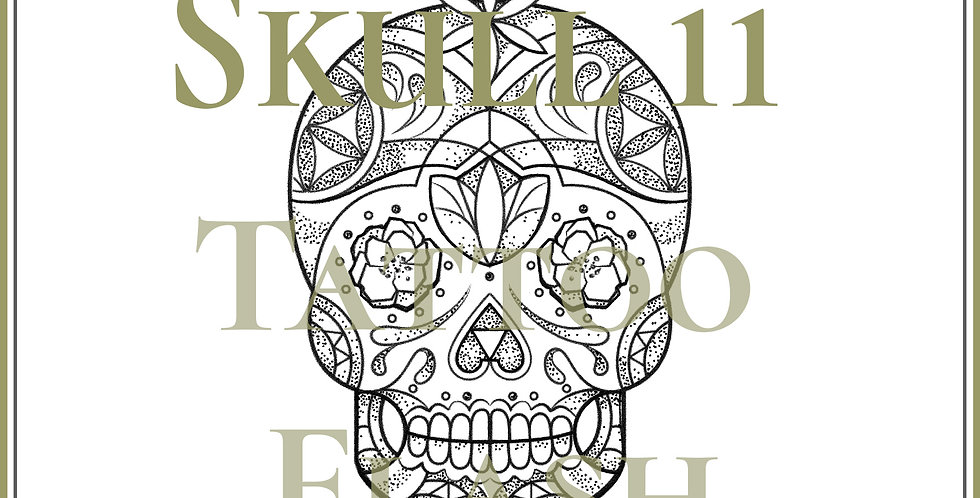 SKULL 11 | Sugar Skull