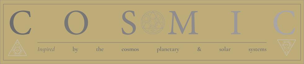 Cosmic Tattoo Flash Designs | Instant Download