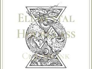 CUSTOM INK | Elemental Hourglass