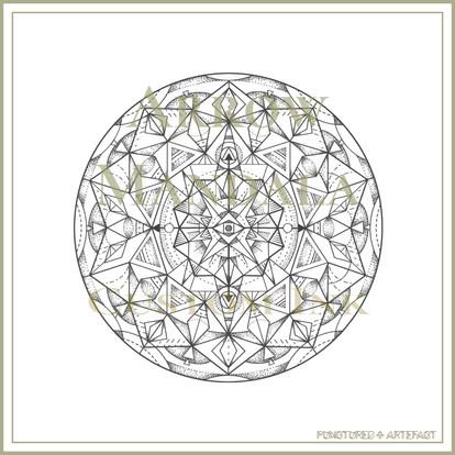 CUSTOM INK | Arrow  Mandala